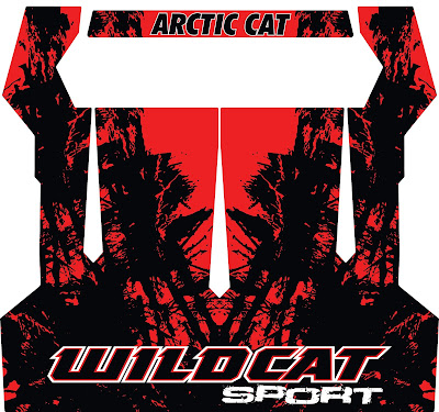 Cat Wraps Aluminum Roof Graphics Kits