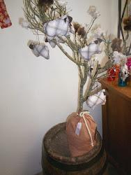 árbol ovejas