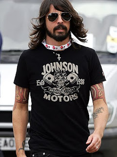 dave grohl arm tattoo
