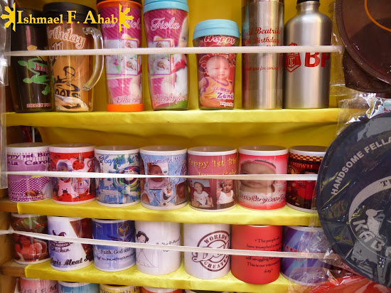 Personalized Mugs and tumblers in Divisoria