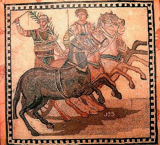 l'esport de quadrigues amb els cavalls