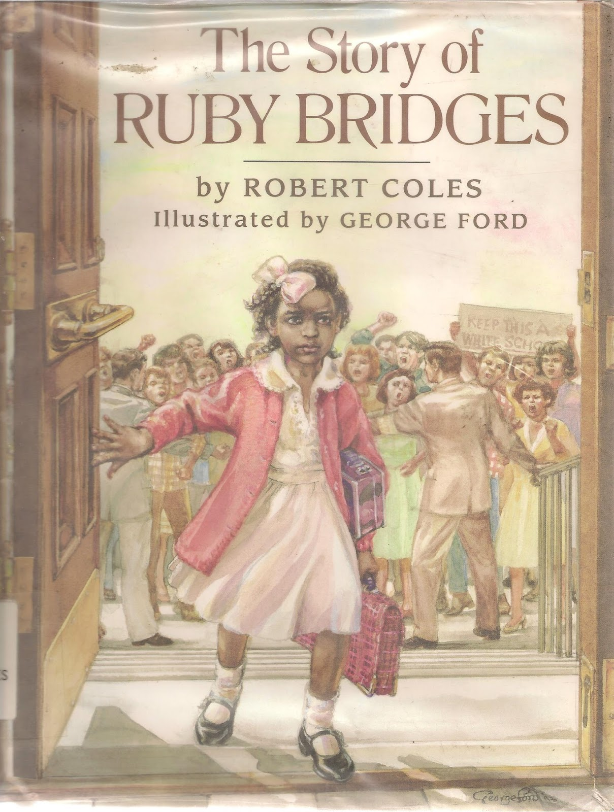 ruby bridges reflection The children's crusade: taking a stand for social justice  grade level: 4-8   ruby bridges: in 1960, six-year-old ruby bridges became the first african-american child to attend an all-  appendix e: ernest green's reflection on attending school at central high school  appendix f: ruby bridges reflections on attending frantz elementary.
