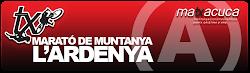 3ª Marató de Muntanya de l'Ardenya - 8 de desembre de 2012