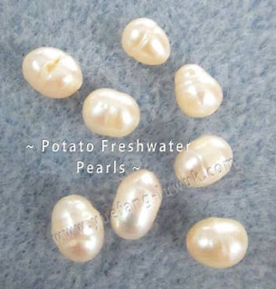Potato_shape_freshwater_pearls