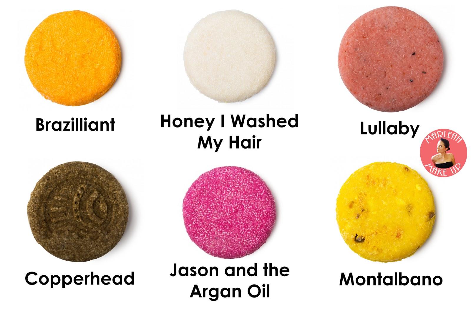 #LUSH #champú #sólido #shampoo #new #haircare #cabello