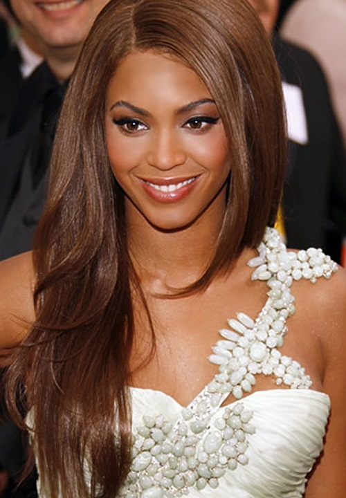 Auburn Hair Color for Black SKin Women