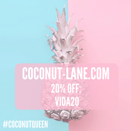 20% Off Coconut Lane VIDA20 ▼