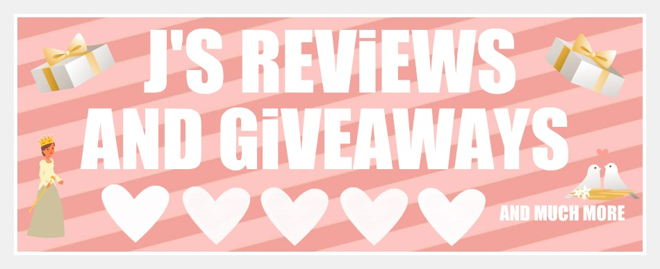JS REVIEWS AND GIVEAWAYS