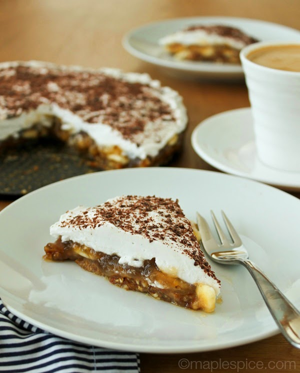 """nna Jones' """"A Modern Way to Eat"""" and Banana, Toffee and Coconut Cream Pie"""