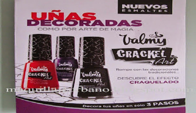 uñas crackel