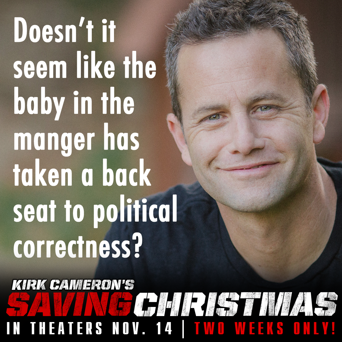 If We Made It Podcast: Episode 160 - Kirk Cameron\'s Saving Christmas ...