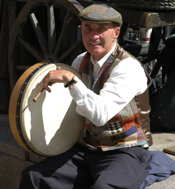 Irish, Ireland, Traditional music, Drum, Percussion