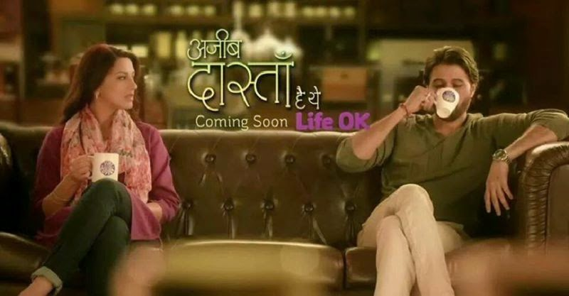 Ajeeb Dastan Hai Yeh tv serial wiki on life ok cast and crew, story, trp, pics, wallpaper