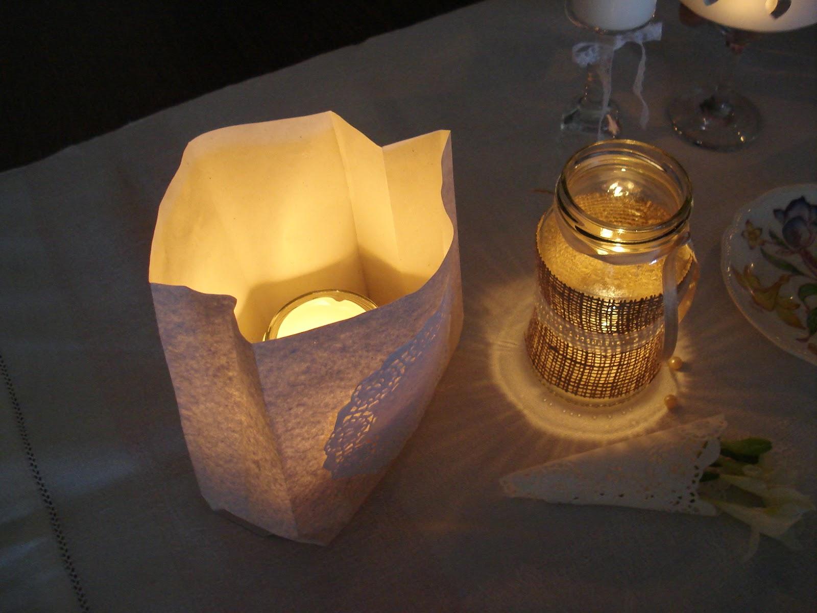 Tesy martin velas ideas y accion - Bolsas de papel para velas ...