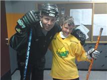 Sommarhockeyskola 2010
