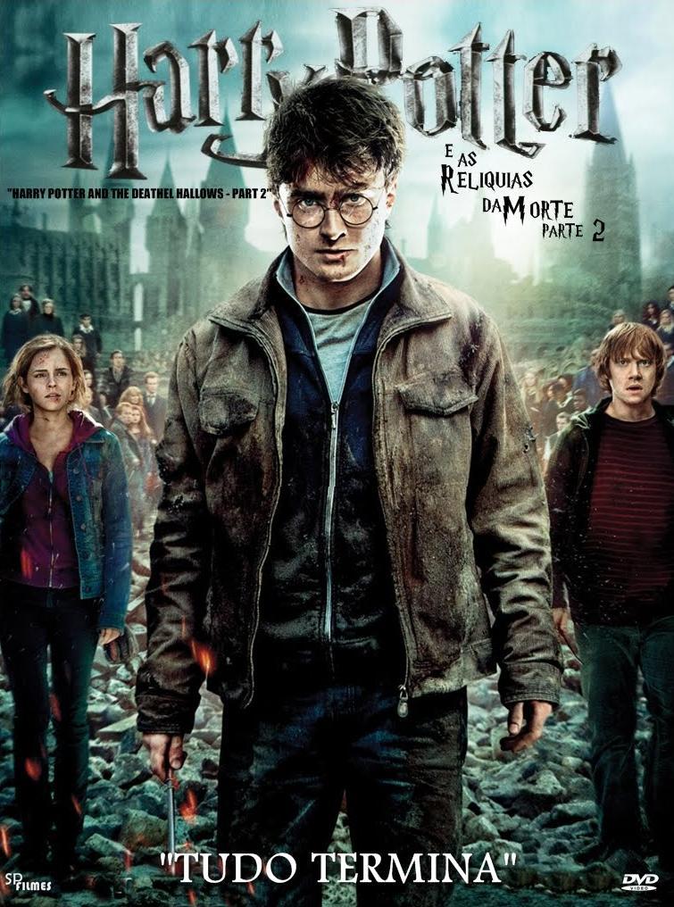 Harry Potter e as Relíquias da Morte: Parte 2 – Dublado (2011)
