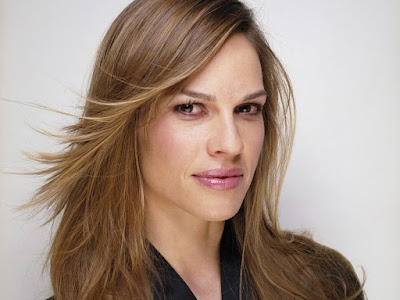Hilary Swank Beautiful Wallpaper