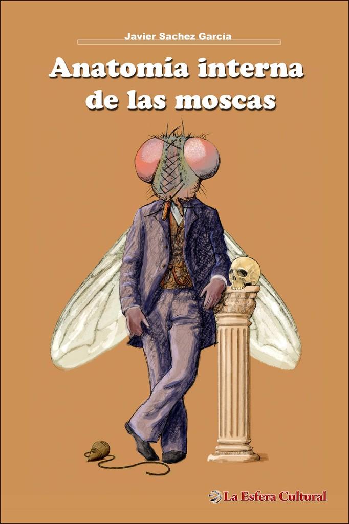 Anatomía interna de las moscas