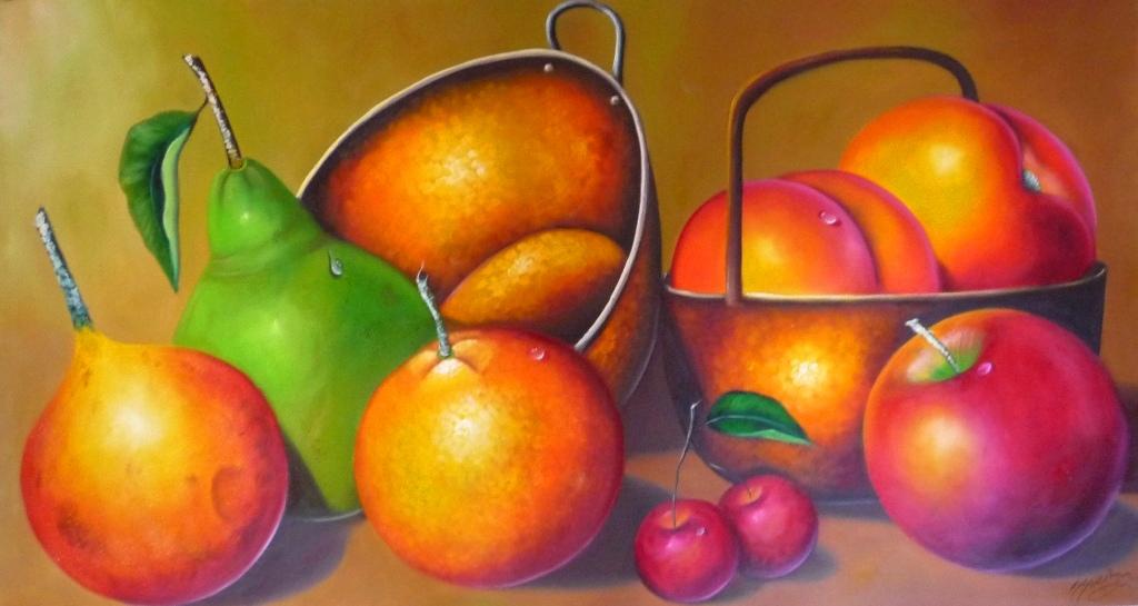 Los mejores pintores fot grafos y escultores de colombia - Fotos de bodegones de frutas ...
