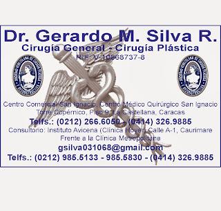 Las Paginas Amarillas.Net -  DR. GERARDO M. SILVA R.