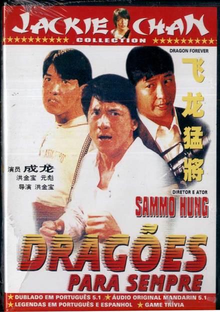 Filme Jackie Chan : Dragões Para Sempre   Dublado