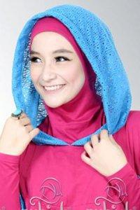 Nuhijab Inner Ninja - Pink (Toko Jilbab dan Busana Muslimah Terbaru)