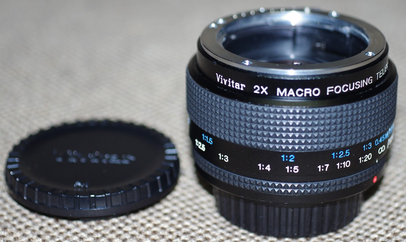 The Users Review Vivitar 2X Macro Focusing Teleconverter MC P K A R For Both Pentax KA And Ricoh Mounts
