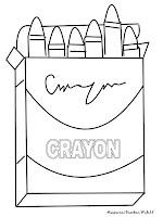 Gambar Crayon Untuk Mewarnai Gambar