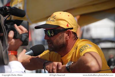Ian Walker, le futur vainqueur de la Volvo Ocean Race 2014 ?