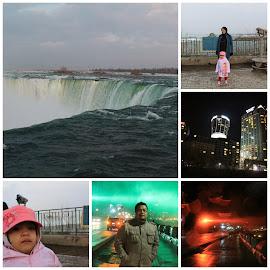 {Niagara Falls, Canada Site}