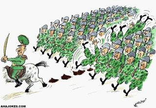 ΔΙΑΒΑΣΤΕ: Μόνο όσοι έχετε πάει στρατό..