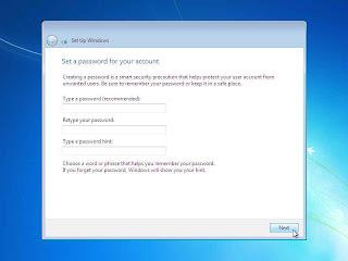 Cara instal windows 7 dan 8 menggunakan flash disk 9