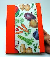 Libro recetas exterior