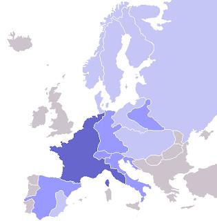 Europa Napoleon Bonaparte
