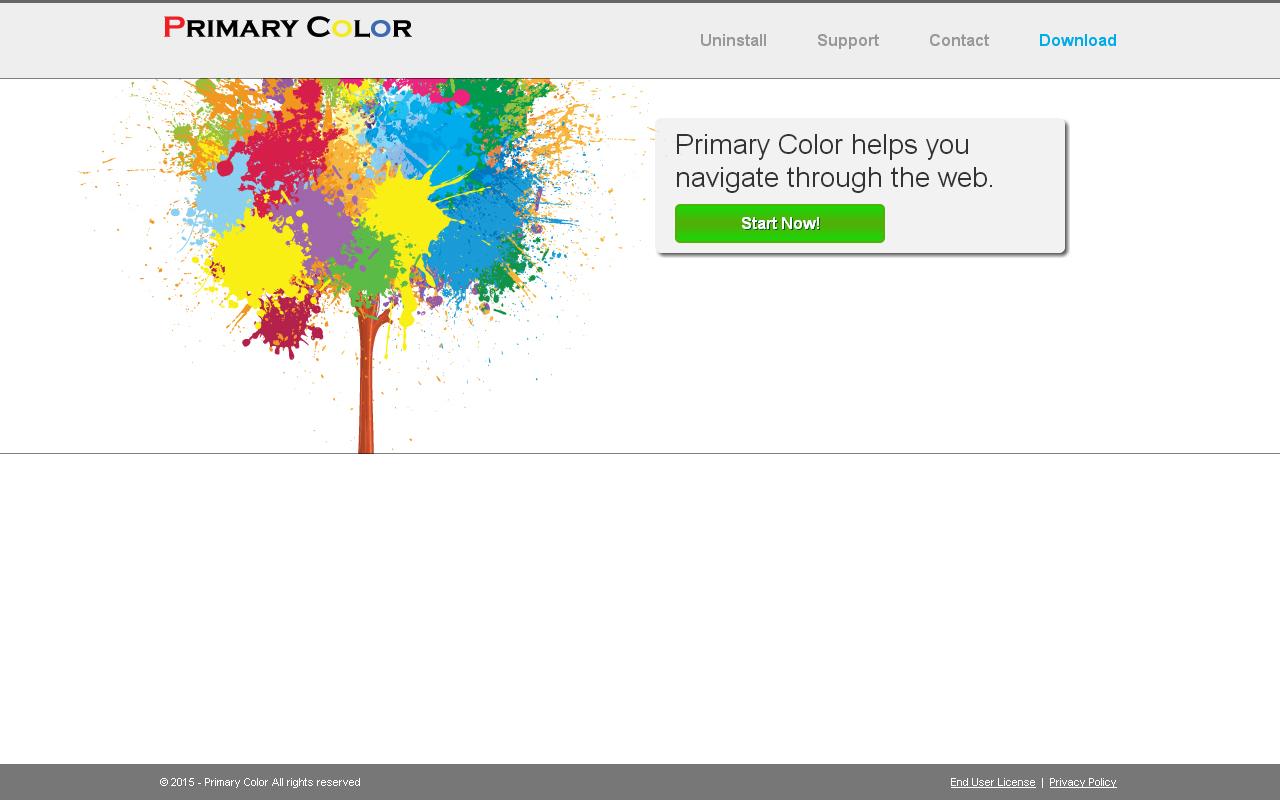Primary Color adware