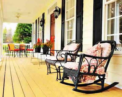 Tips Dekorasi Beranda Rumah Minimalis