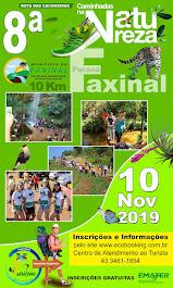 Caminhada Internacional de Faxinal