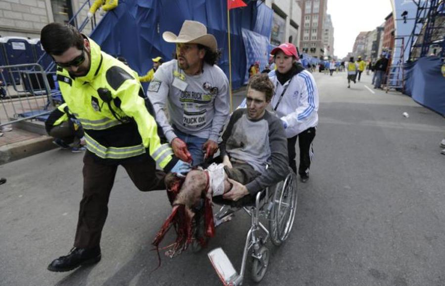 Resultado de imagem para atentado da maratona de boston