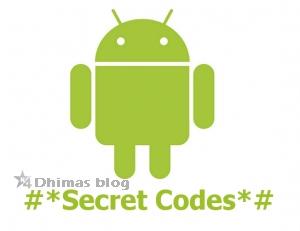 Kumpulan Kode Rahasia Android