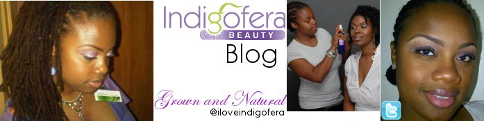 Indigofera Beauty Blog