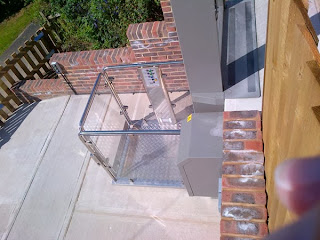 Step Lift View from Above