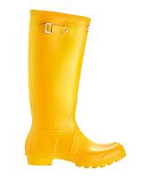 Hunter Boots Yellow7