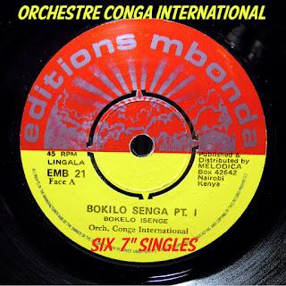 Orchestre Conga International -Six 7\