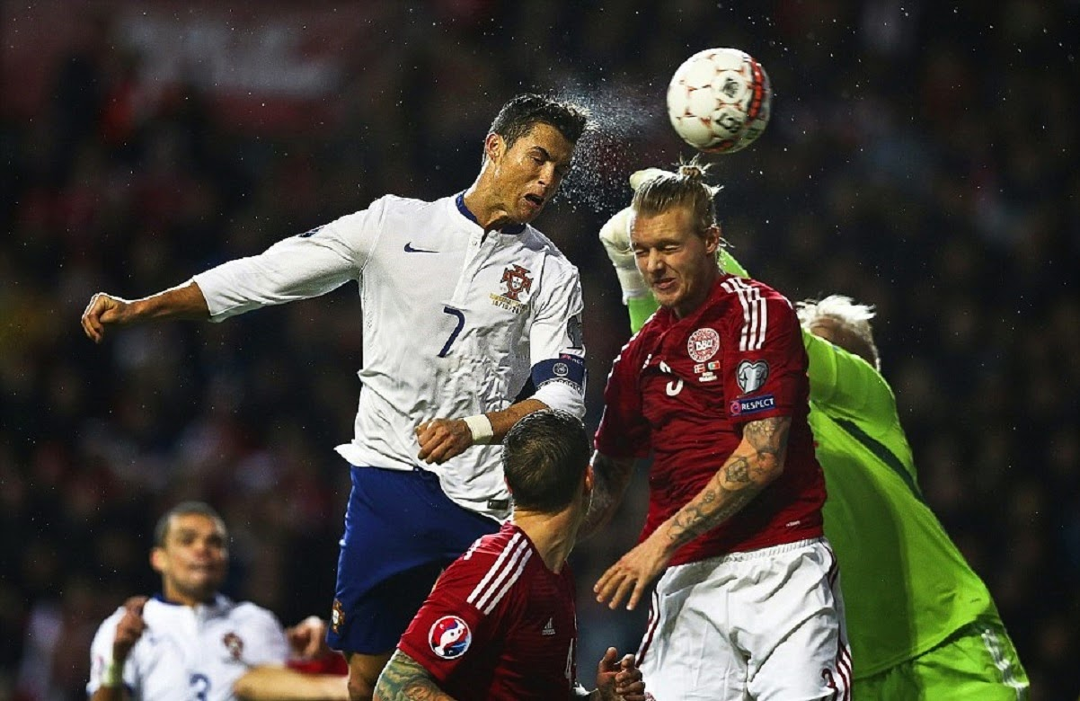 Cristiano Ronaldo Strike