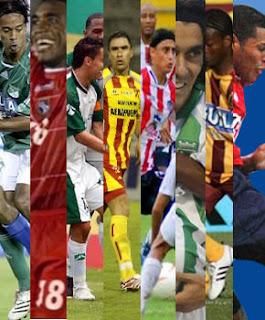 Resultados Segunda Fecha de la Copa Postobon 2012