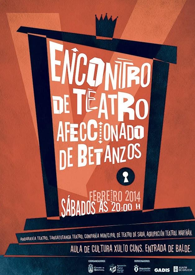 V Encontro de teatro afeccionado de Betanzos