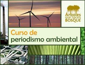 Curso de Periodismo Ambiental 2014 on line