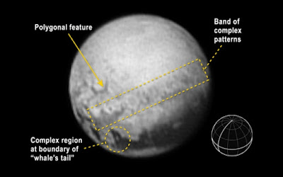 Hipernovas: Últimas Imagens Enviadas Pela New Horizons Revelam Estruturas Geológicas em Plutão [Artigo]