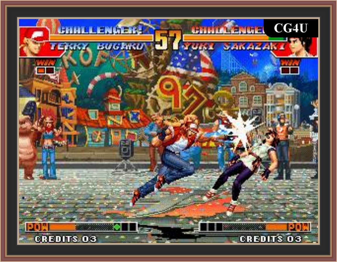 The King Of Fighters 97 Screenshot