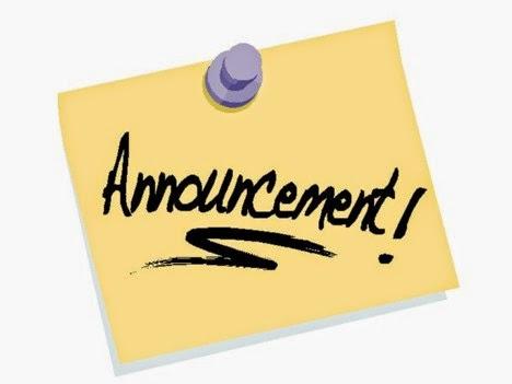 Announcement Acara